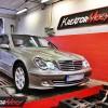 Mercedes W203 2.2 CDI 150 KM – podniesienie mocy