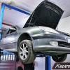 Peugeot 607 2.2 HDI 133 KM – usuwanie FAP