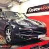 Porsche Cayenne II 3.0d 245 KM – podniesienie mocy