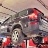 Volvo XC90 2.4 D5 185 KM – zapchany DPF