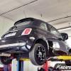 Fiat 500 1.3 MultiJet 75 KM – zapchany DPF