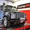 Land Rover Defender 2.4 TD4 122 KM – podniesienie mocy