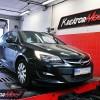Opel Astra IV 1.4 Turbo 120 KM – podniesienie mocy