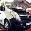 Opel Movano 2.3 DCI 146 KM – podniesienie mocy