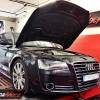 Audi A8 3.0 TDI 204 KM – podniesienie mocy