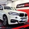 BMW X6 F16 M50d 381 KM – podniesienie mocy