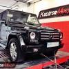 Mercedes W463 G 350 CDI 211 KM – podniesienie mocy