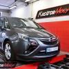 Opel Zafira Tourer 2.0 CDTI 130 KM – podniesienie mocy
