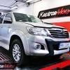 Toyota Hilux 3.0 D4D 177 KM – podniesienie mocy
