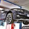 BMW F11 530d 258 KM – usuwanie DPF