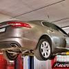 Jaguar XF 3.0d 240 KM – usuwanie DPF