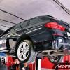 BMW F11 535d 299 KM – zapchany DPF