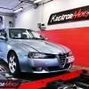 Alfa Romeo 156 2.4 JTD 175 KM – podniesienie mocy