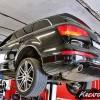 Audi Q7 4.2 TDI 326 KM – usuwanie DPF