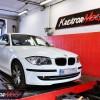 BMW E81 116d 115 KM – podniesienie mocy