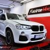 BMW F26 X4 2.0d 190 KM – podniesienie mocy