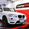 BMW F25 X3 xDrive20D 184 KM – podniesienie mocy