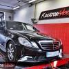 Mercedes W212 E 350 CDI 258 KM – podniesienie mocy