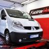 Renault Trafic 2.0 DCI 115 KM – podniesienie mocy