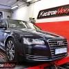 Audi A8 D4 3.0 TDI CR 250 KM – modyfikacja mocy