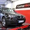 BMW X3 E83 3.0d 204 KM – podniesienie mocy