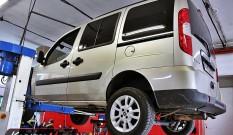 Fiat Doblo 1.3 JTD 85 KM – usuwanie DPF
