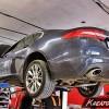 Jaguar XF 3.0d 275 KM – usuwanie DPF