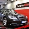 Mercedes W221 S 250 CDI 204 KM – podniesienie mocy