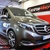 Mercedes W447 V250 CDI 190 KM – podniesienie mocy