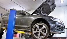 Audi A6 C7 3.0 TDI 313 KM – usuwanie DPF
