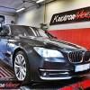 BMW 7 F01 750i 449 KM – podniesienie mocy