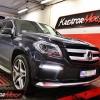 Mercedes X166 GL 350 BlueTec 258 KM – modyfikacja mocy