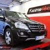 Mercedes W164 ML 350 CDI 231 KM – modyfikacja mocy