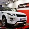 Range Rover Evoque 2.2D 150 KM – modyfikacja mocy