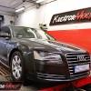 Audi A8 D4 3.0 TFSI 333 KM – podniesienie mocy