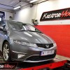 Honda Civic 2.2 i-CTDI 140 KM – podniesienie mocy