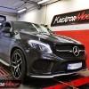 Mercedes C292 GLE 450 AMG 367 KM 4Matic – podniesienie mocy
