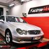 Mercedes W209 CLK 270 CDI 170 KM – podniesienie mocy