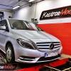Mercedes W246 B 180 CDI 109 KM – podniesienie mocy