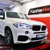 BMW X5 F15 3.0d 258 KM – podniesienie mocy
