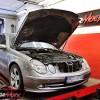 Mercedes W211 E 320 CDI 204 KM – podniesienie mocy