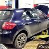 Toyota Auris 2.0 D4D 126 KM – usuwanie DPF