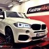 BMW F15 X5 3.0d 190 kW – modyfikacja mocy