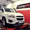 Chevrolet Trax 1.4 Turbo 140 KM – podniesienie mocy
