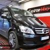 Mercedes Viano 3.0 CDI 224 KM – modyfikacja mocy