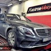 Mercedes W222 S 350 BlueTec 258 KM – modyfikacja mocy