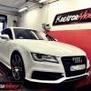 Audi A7 3.0 TDI CR 245 KM – podniesienie mocy