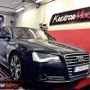 Audi A8 D4 3.0 TDI 211 KM – podniesienie mocy