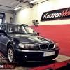 BMW 3 E46 318d 116 KM – podniesienie mocy