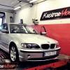 BMW E46 320d 150 KM – podniesienie mocy